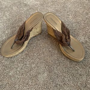 Size 8 Maurice sandals